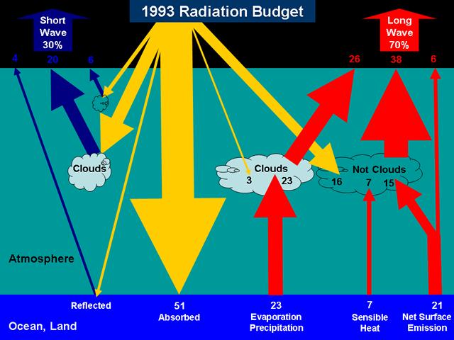 1993 Radiation Budget