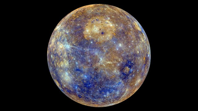 mercury planet color - photo #10