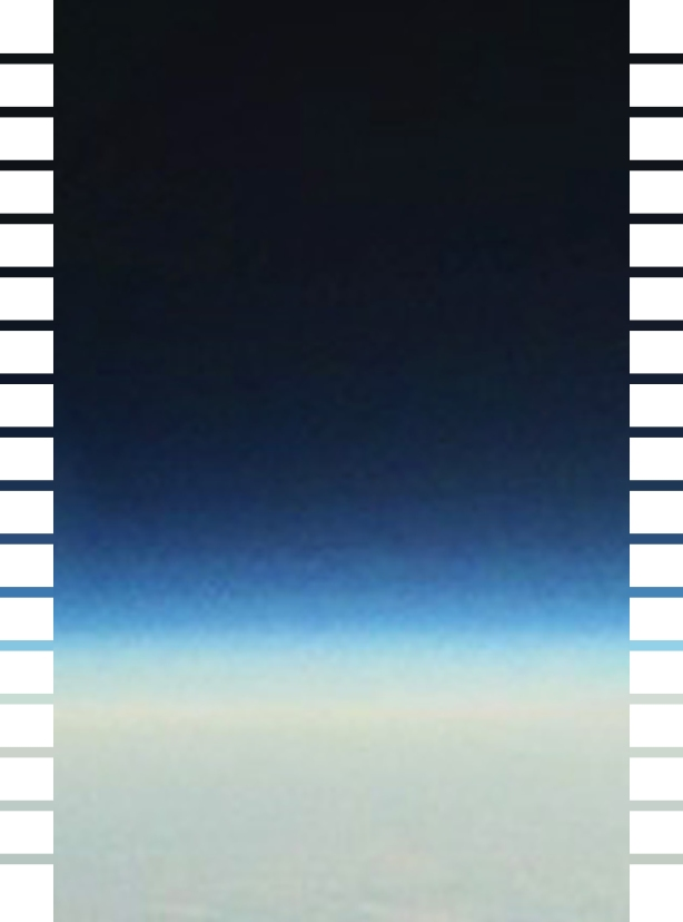 Operation StratoSphere - raw image spectrum