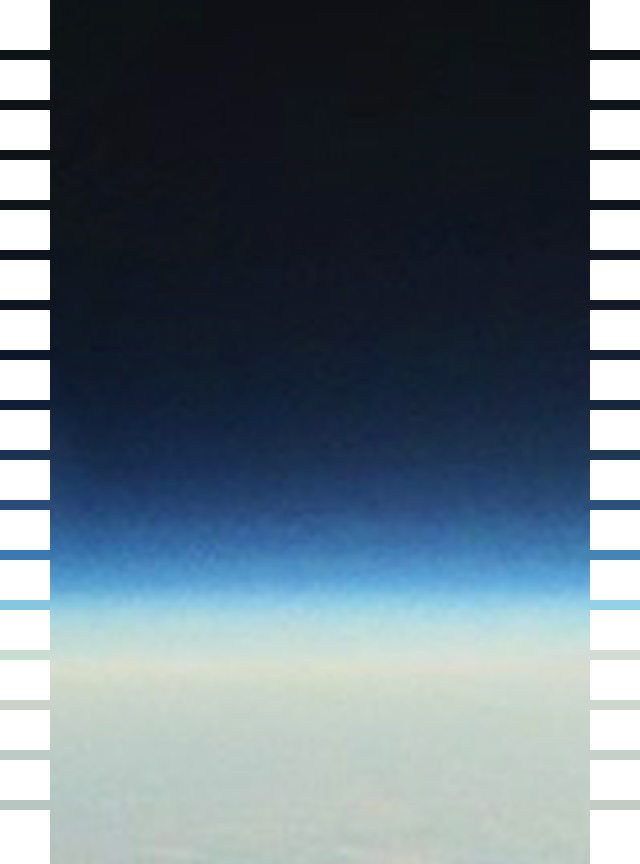 Operation StratoSphere - raw image spectrum