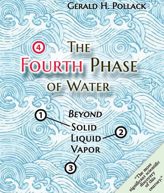 The Fourth Phase of Water - Dr. Gerald Pollack