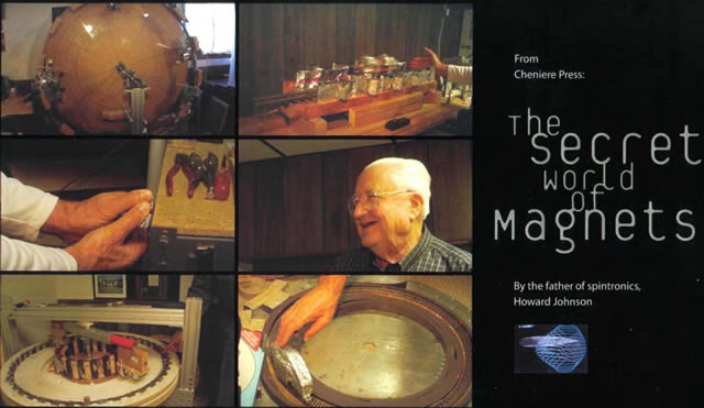 The Secret World Of Magnets - Howard Johnson