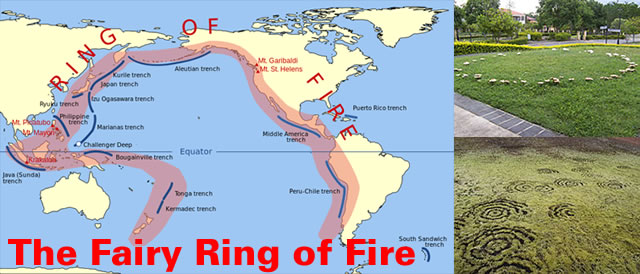 The Fairy Ring of Fire
