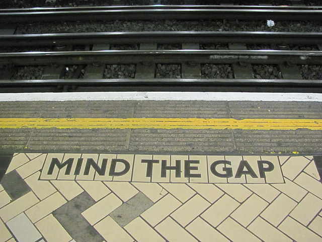 Geology - Mind the Gap