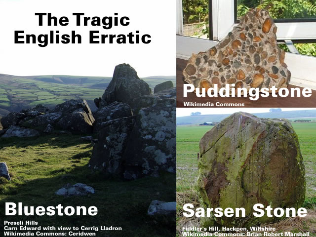 The Tragic English Erratic