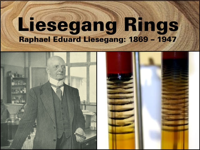 Liesegang Rings
