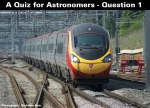 A Quiz for Astronomers - Question One