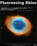M57 - Fluorescing Skies