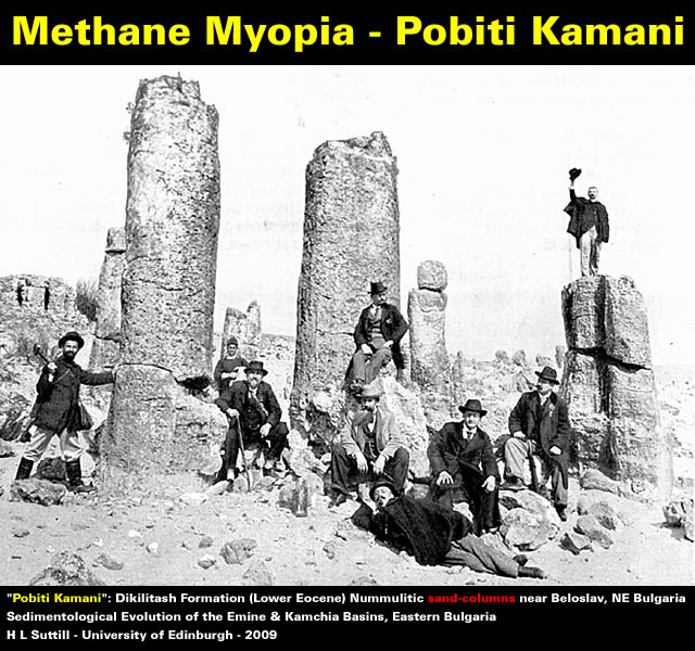 Methane Myopia - Pobiti Kamani