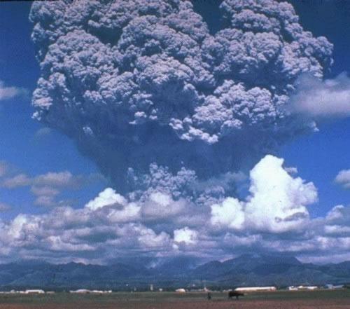 Mount Pinatubo - Philippines - 1991