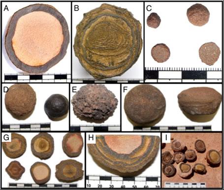 Navajo Sandstone concretions