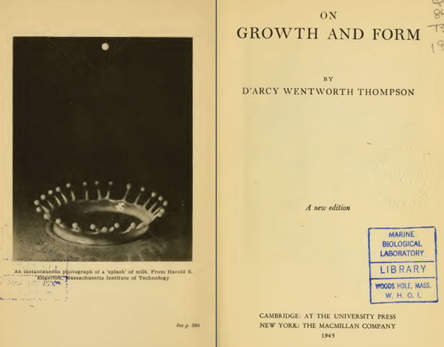 On Growth and Form - 1945