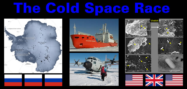 The Cold Space Race