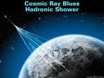 Cosmic Hadronic Shower