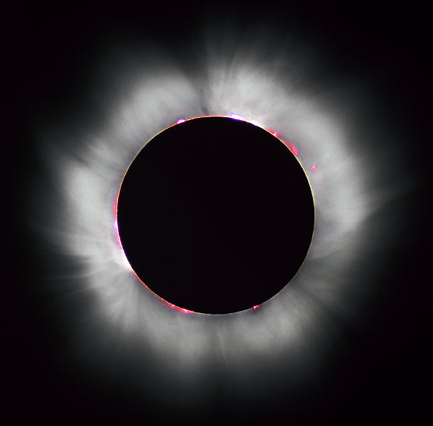 Solar Eclipse 1999
