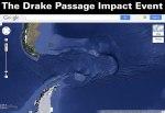 The Drake Passage Impact Event
