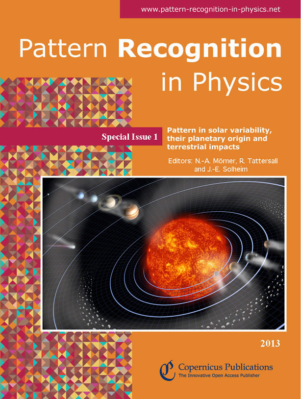 Pattern Recognition in Physics