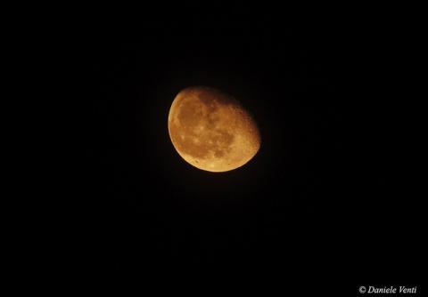 "Flickr Sbrok88 - Daniele Venti: ""82% Orange Moon 20 March"""