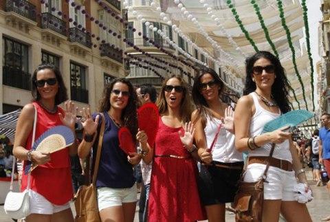 La Feria de Málaga 2012