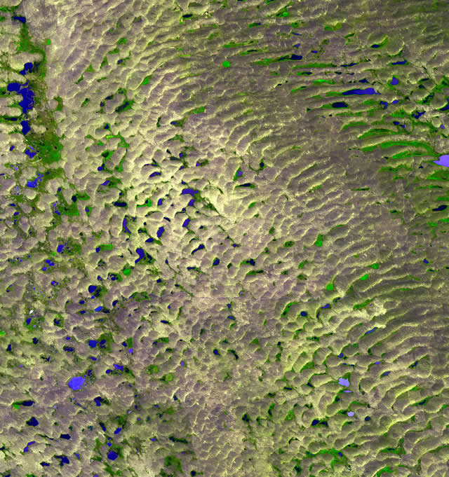NASA Earth Observatory - Nebraska Sand