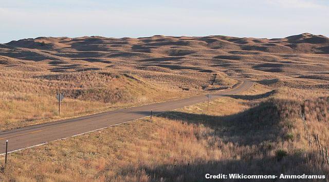 Nebraska Sandhills - Hooker County
