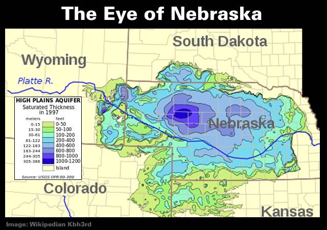 The Eye of Nebraska | MalagaBay