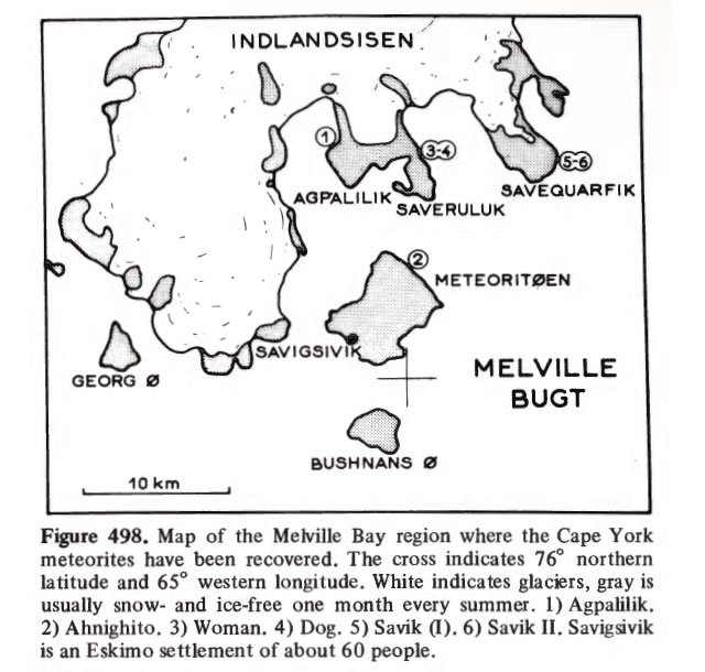 Cape York Map