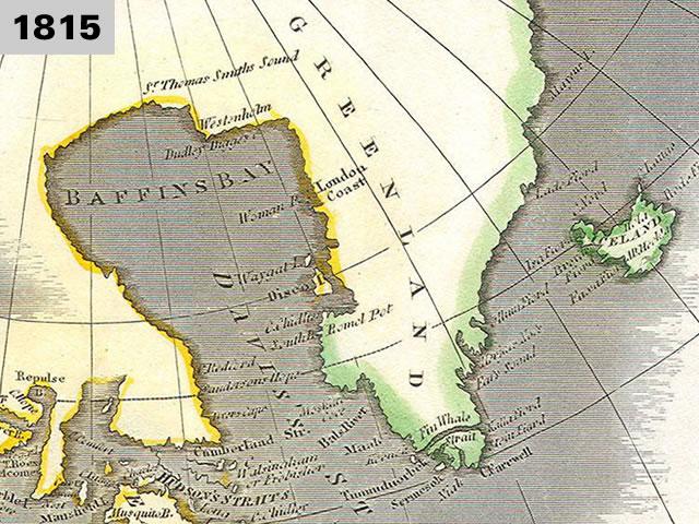 Greenland 1815