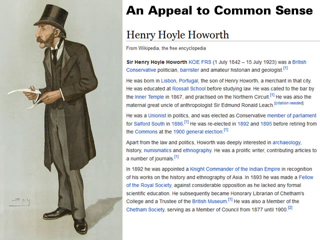 Henry Hoyle Howorth