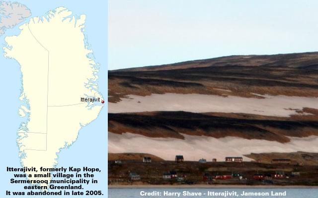 Itterajivit - Greenland
