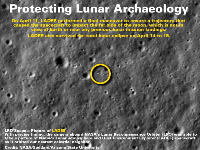 Protecting Lunar Archaeology