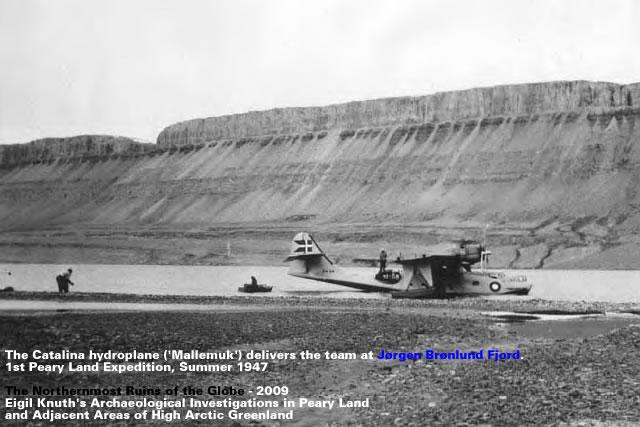 The Catalina hydroplane