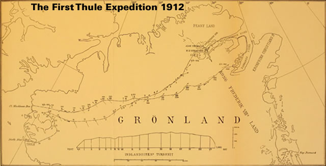 The First Thule Expedition -1912