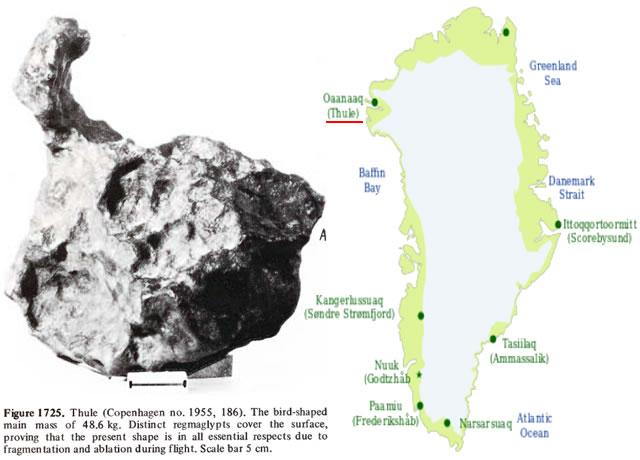 Thule Meteorite