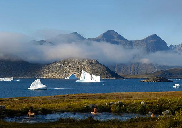 Uunartoq Hot Springs - Greenland