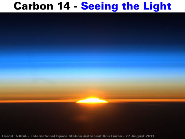 Carbon 14 - Seeing the Light