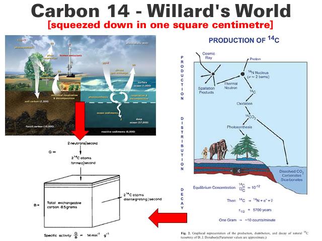 Carbon 14 - Willard's World