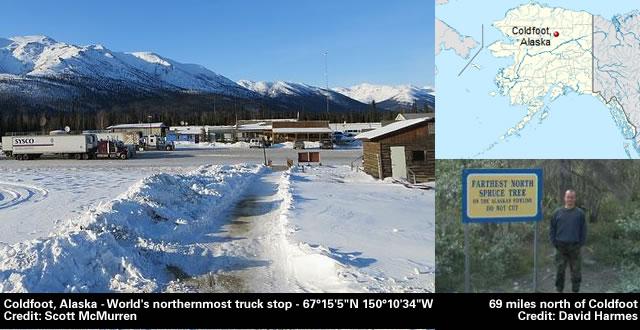 Coldfoot - Alaska
