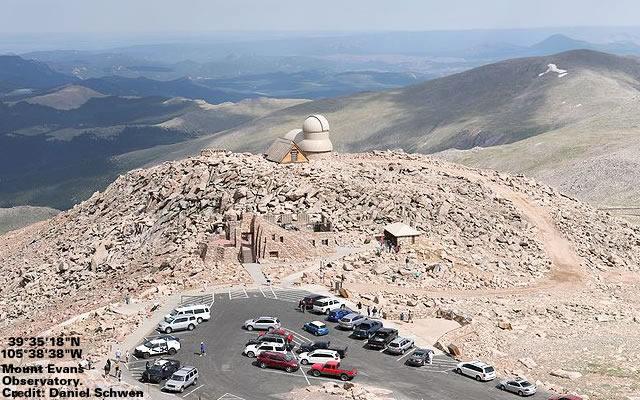 Mount Evans Observatory