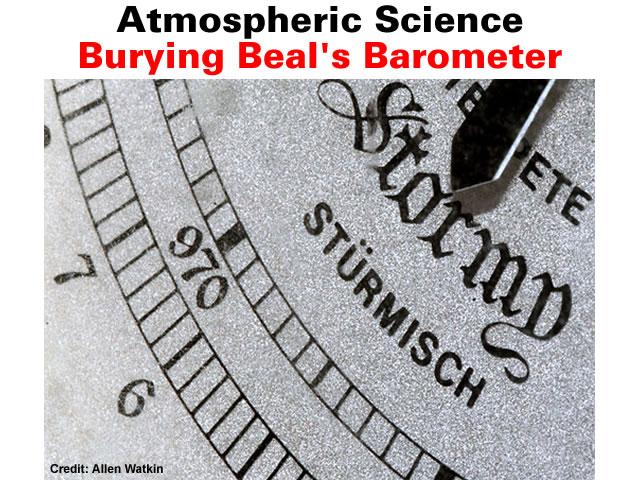 Burying Beals Barometer
