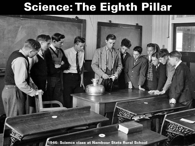Science - The Eighth Pillar