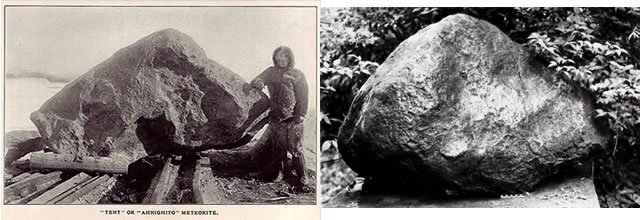 Greenland Meteorites