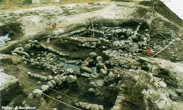 GUS Excavation