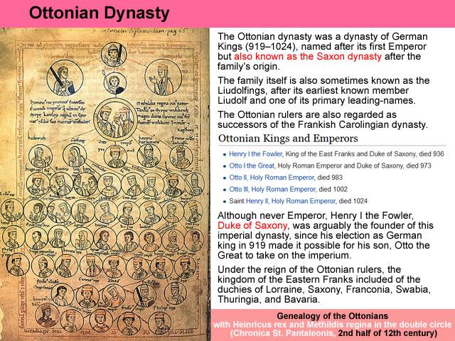 Ottonian dynasty