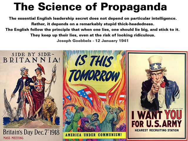 The Science of Propaganda
