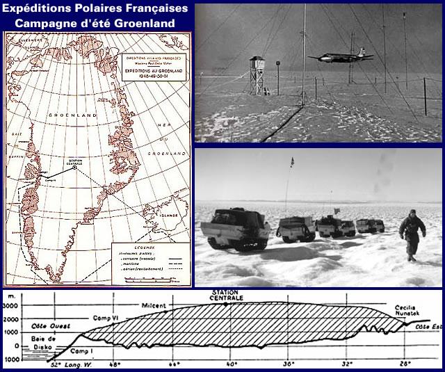 Expéditions Polaires Françaises - Greenland