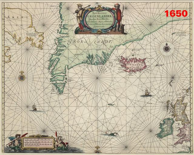 Greenland 1650