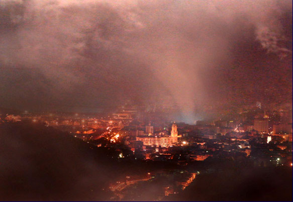 Malaga Tornado 2009