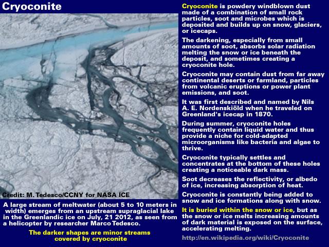 Cryoconite