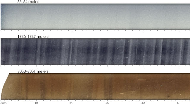 Dirty Ice Cores